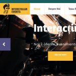 INTERSTELLAR EVENTS - Programe artistice