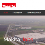 MAKITA JOBS - Portal de recrutare