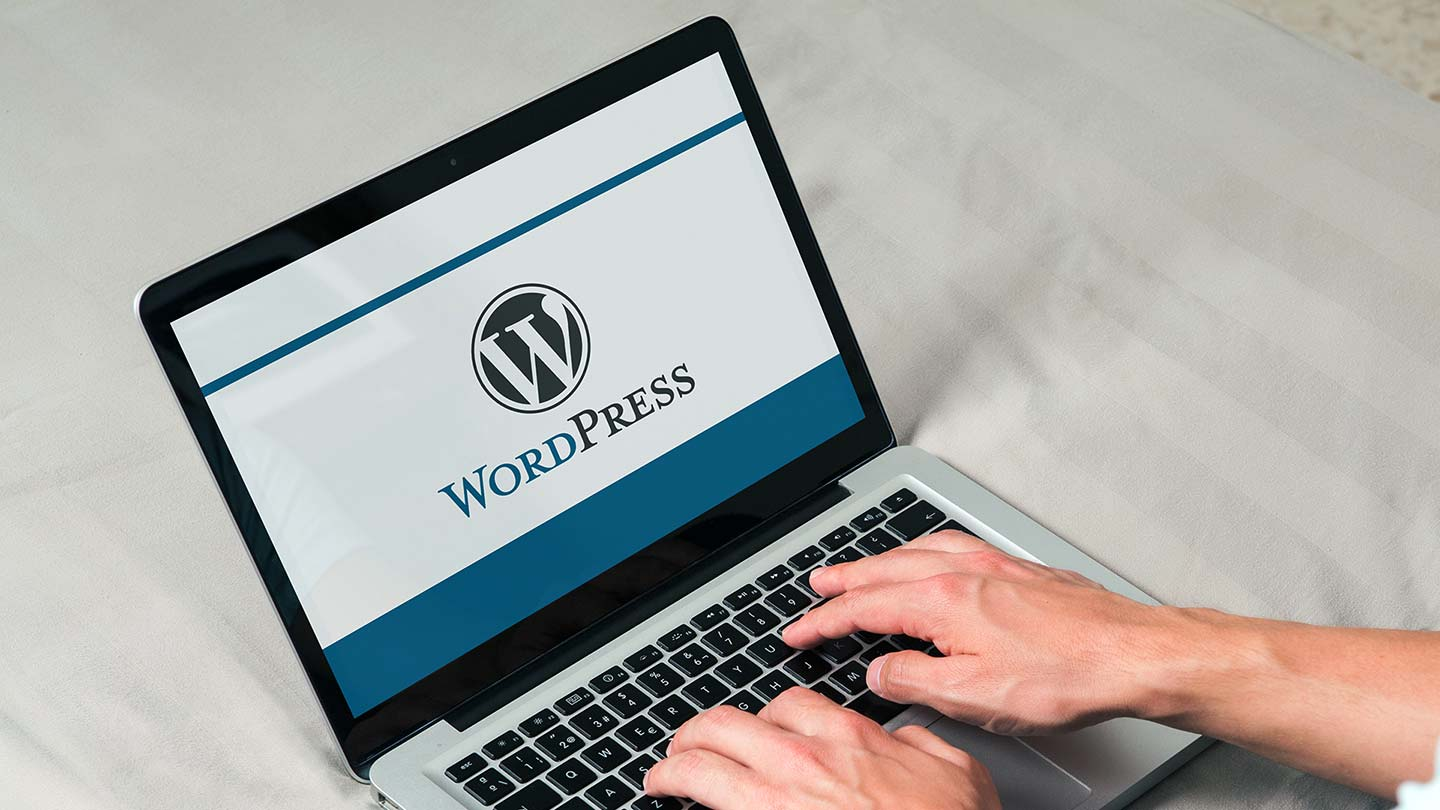 virusare wordpress